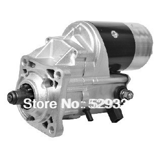 DENSO STARTER MOTOR 228000-1350 228000-1351 143-0539 3E7905 17418 FOR Caterpillar With 4.0l & 6.0l Perkins Engine