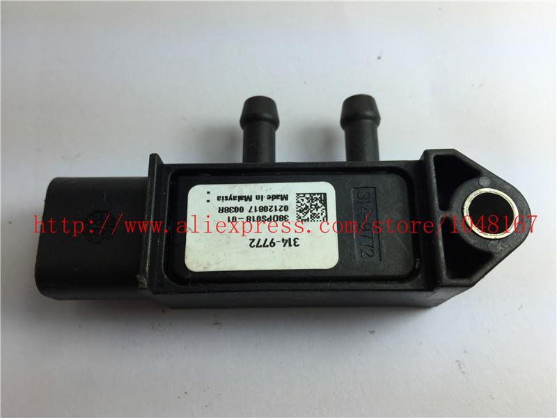 case For Carter Caterpillar inlet pressure sensor 314-9772,294-6119-02,380